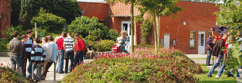 L'Institut de Genech, près de Lille - © DR
