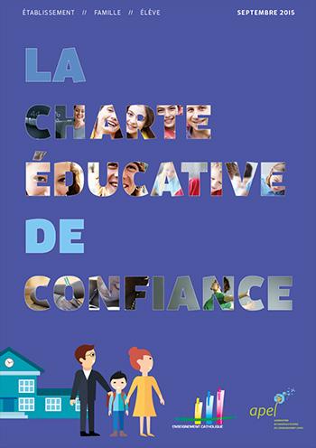 La Charte Educative De Confiance Enseignement Catholique