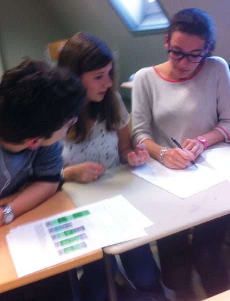Un jury examine les réclamations d'élèves insatisfaits de leur note