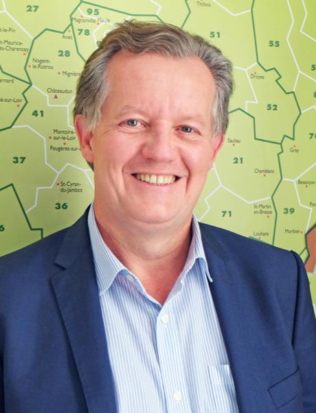 Philippe Poussin, secrétaire du Cneap