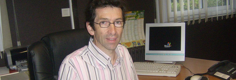 Xavier Guilloteau, directeur-adjoint de Sainte-Marie-du-Port