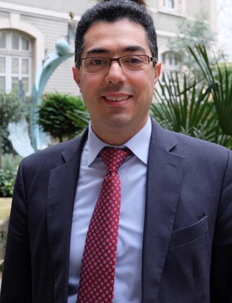 L'islamologue Michel Younès qui dirige le Centre d'études des cultures et des religions de l'UCLy.