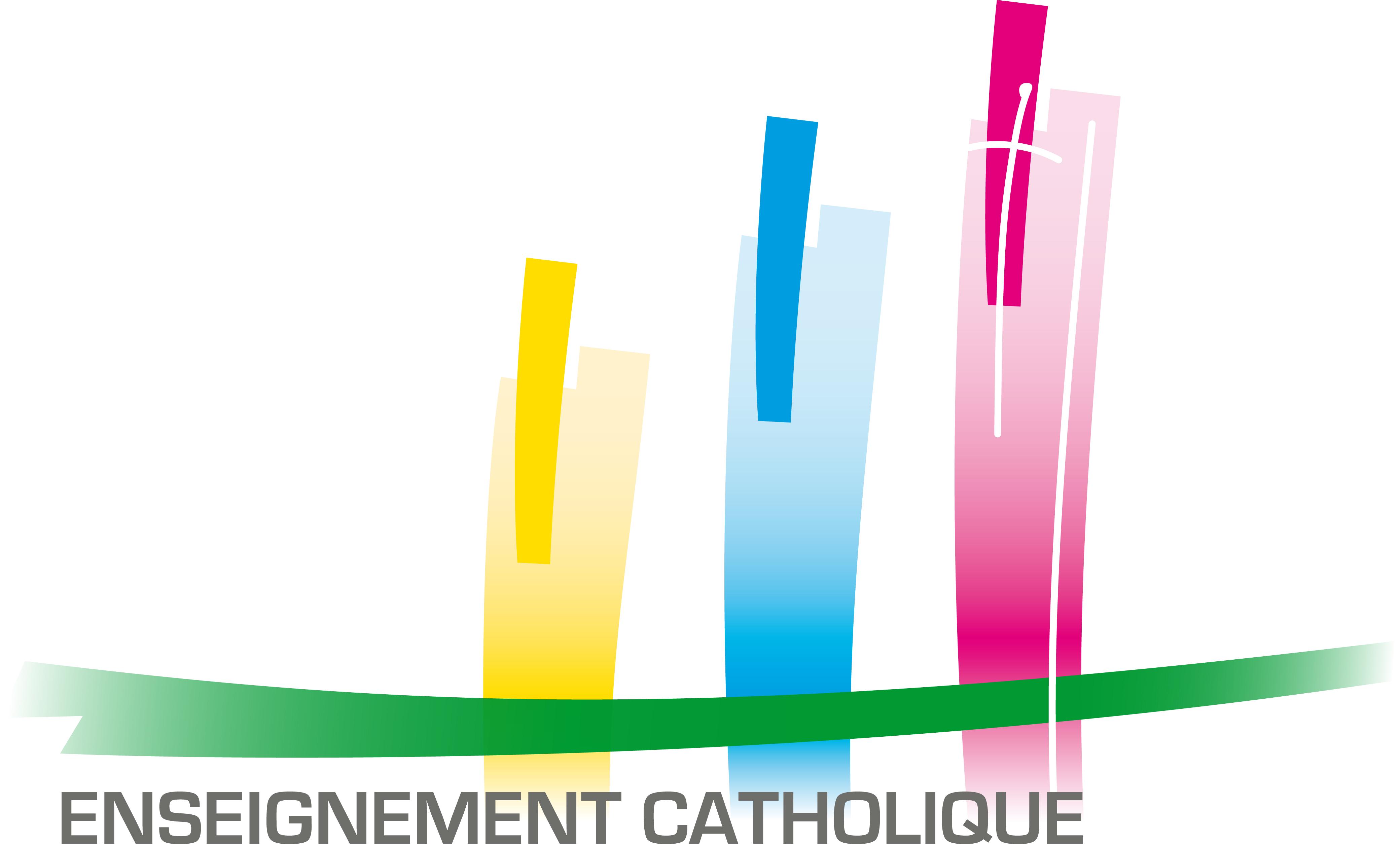 """Résultat de recherche d'images pour """"logo enseignement catholique"""""""