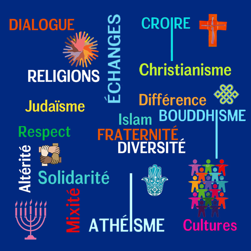 wordle diversité bleu