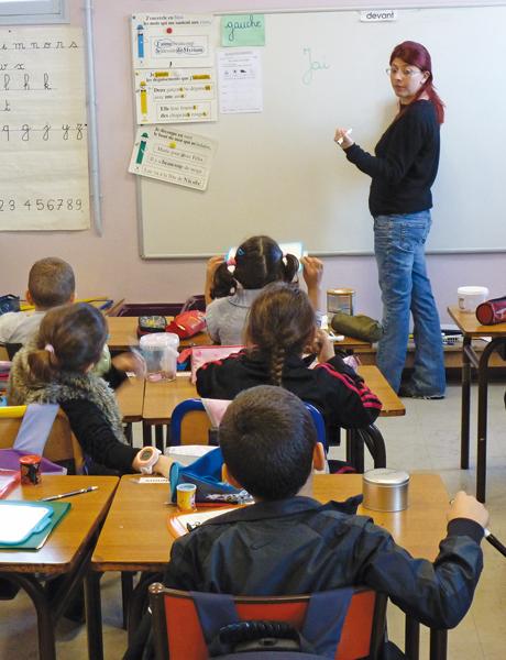 Pour l'heure, les enseignants français restent parmi les moins bien payés de l'OCDE.