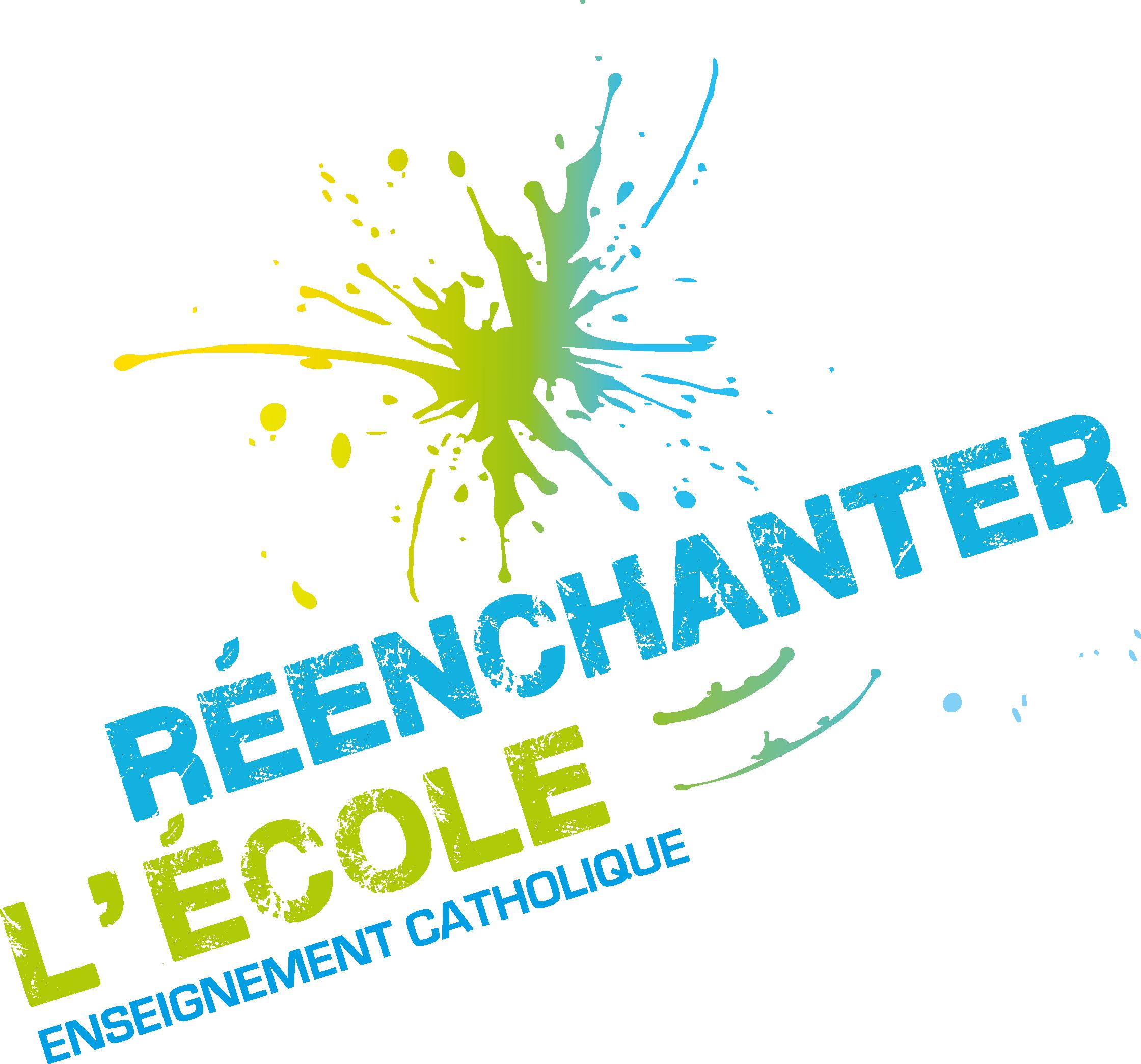 Logo Réenchanter l'École