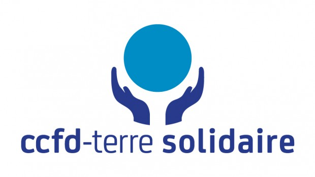 ccfd-Terre solidaire Logo