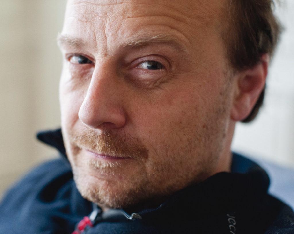 Francois Taddei, chercheur biologiste