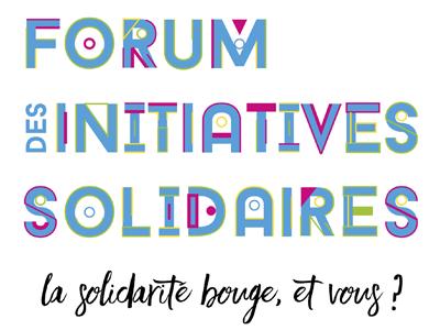 Forum des initiatives solidaires - la solidarité bouge, et vous ? - Logo